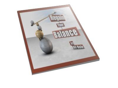 Regain Your Balance cover