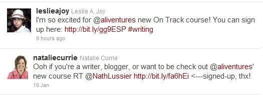 on-track-tweets