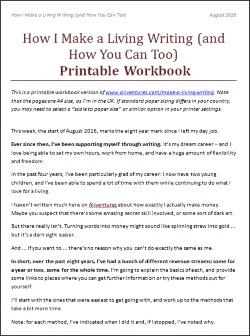 make-a-living-writing-workbook