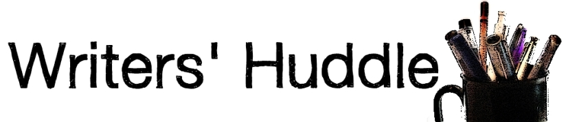 Writers' Huddle Open for New Members (Only Until Friday June 12th)