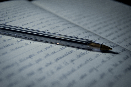 writing-pen-paper