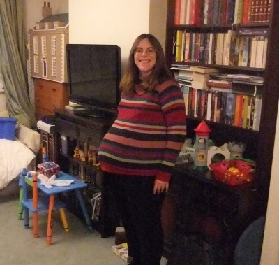 Ali-Nick-bump-35-weeks