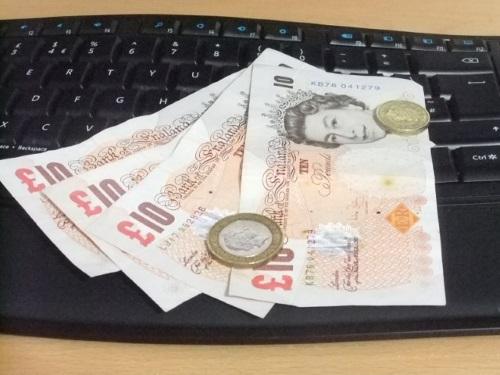 writing-money