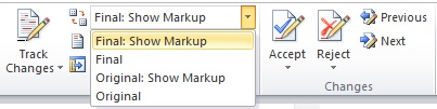track-changes-show-markup