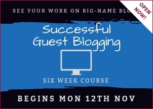 Seven Ways to Start a Blog Post … and Seven Ways to Finish