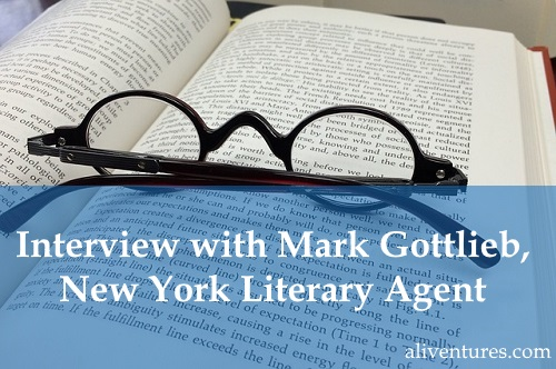 Interview with Mark Gottlieb, New York Literary Agent