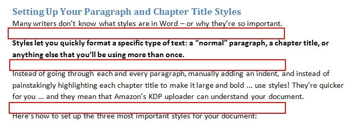 normal-space-between-paragraphs