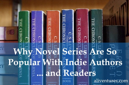 Why Novel Series Are So Popular With Indie Authors … and Readers