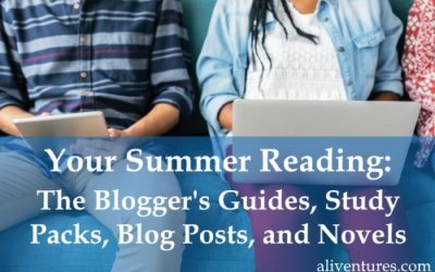 Your Summer Reading: The Blogger's Guides, Study Packs, Blog Posts, and Novels
