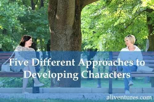 Five Different Approaches to Developing Characters