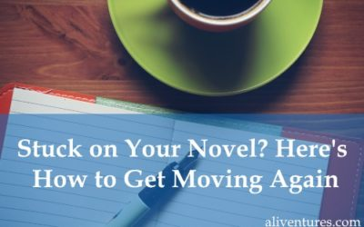 Stuck on Your Novel? Here's How to Get Moving Again