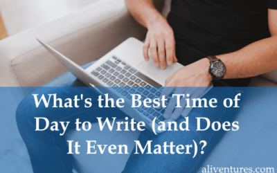 What's the Best Time of Day to Write (And Does it Even Matter)?